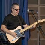 Brian wranglin' some tones